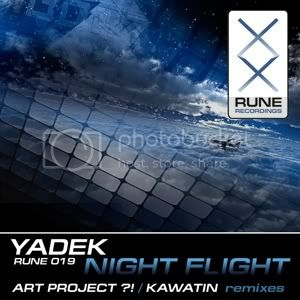 RUNE019 Yadek - Night Flight