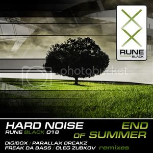 RUNE018BLACK_HardNoise_-_End_of_Summer